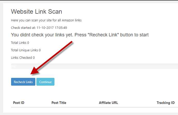 Image - Azon Link Checker