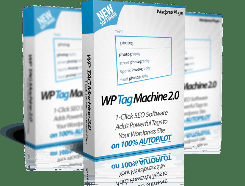 Image - WP TagMachine v2
